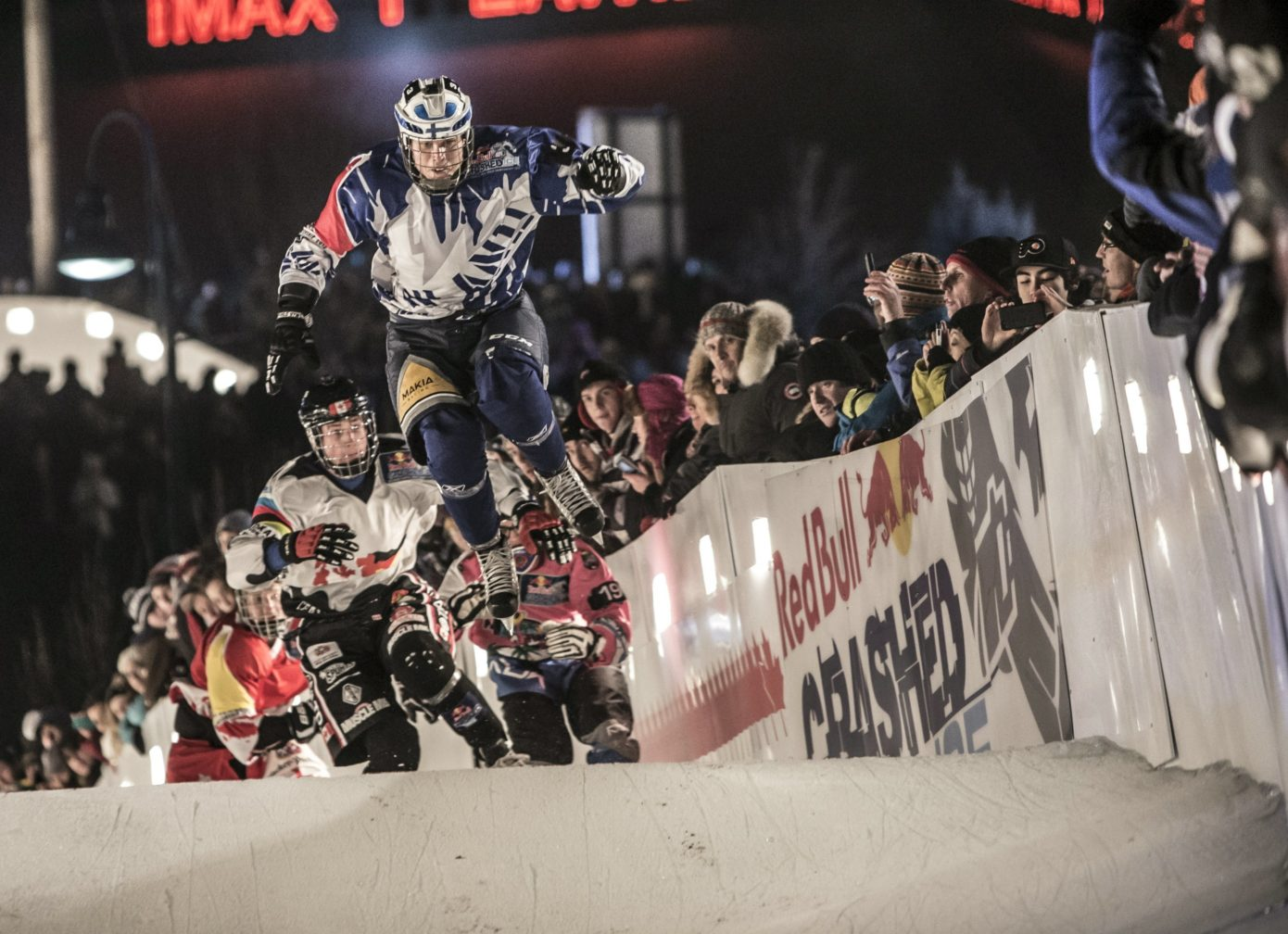 Red Bull Crashed Ice Edmonton