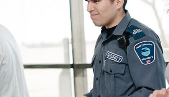 Alejandro Falcon, Security Supervisor