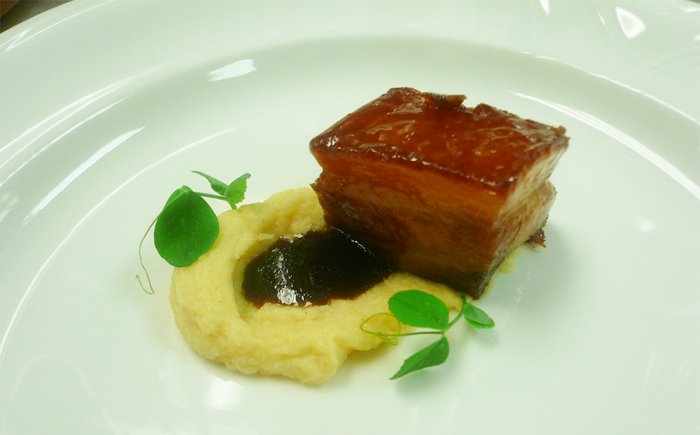 Confit Pork Belly Recipe