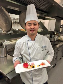 Executive Pastry Chef Jason Wang