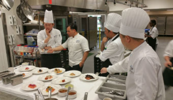 Serge Teaching Chefs